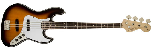 Squier Affinity Jazz Bass NEW (Available for in store purchase only)