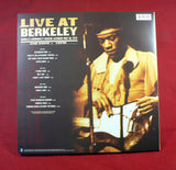 Jimi Hendrix Live at Berkeley - Double LP