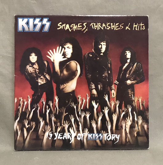 Kiss- Smashes, Thrashes & Hits LP, Picture Disc