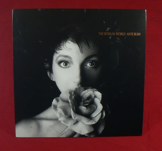 Kate Bush - The Sensual World LP, EXC Vinyl