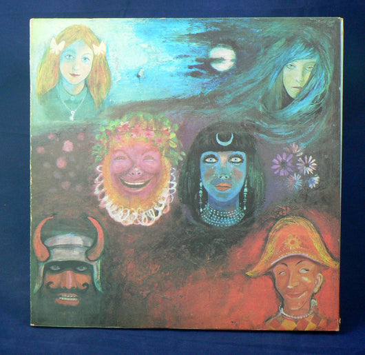King Crimson ‎– In The Wake Of Poseidon LP, 1st Pressing, EXC