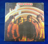 Kinks - The Village Green Preservation Society LP, 1980 Spain Import Reissue, Sealed