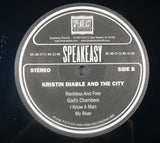 Kristin Diable And The City - Kristin Diable And The City LP, Numbered 54 of 500