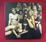 Jimi Hendrix Experience _ Electric Ladyland Double LP, 1973 Reissue UK Nude Cover
