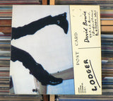 David Bowie ‎– Lodger LP, 1st Pressing, NM