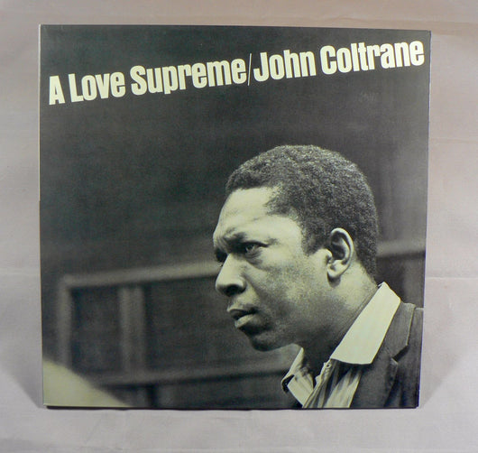 John Coltrane - A Love Supreme LP,Reissue, Limited Edition,  EXC Vinyl