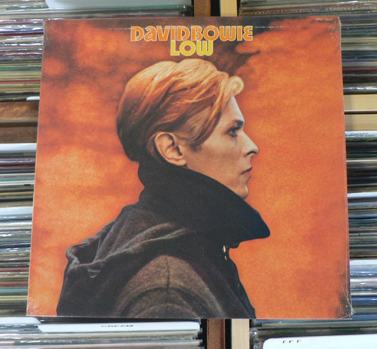 David Bowie - Low LP, Sealed 1977 1st Pressing