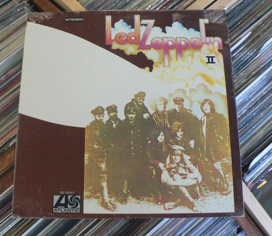 Led Zeppelin - Led Zeppelin II LP, Sealed 1977 Reissue