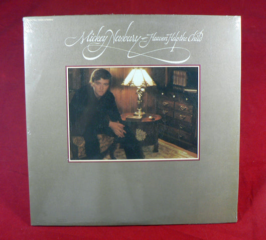 Mickey Newbury - Heaven Help The Child LP, Sealed Mint 1st Pressing