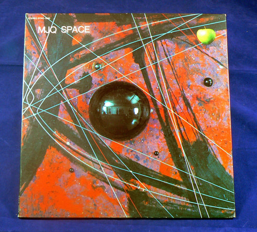 Modern Jazz Quartet - Space LP 1st Pressing