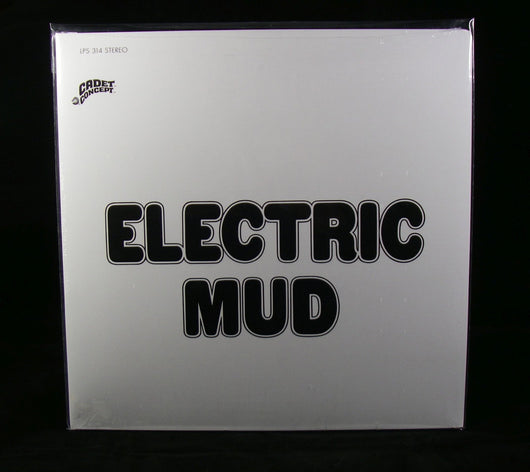 Muddy Waters - Electric Mud LP, Reissue, Sealed