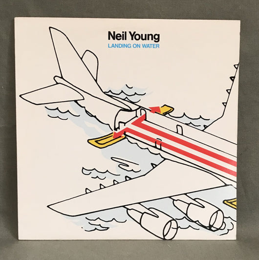 Neil Young- Landing On Water LP