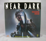Tangerine Dream - Near Dark Soundtrack LP, NM Vinyl