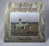 Nico - Desertshore LP, White Label Promo, 1st Pressing