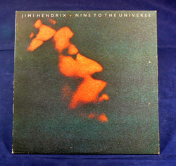 Jimi Hendrix - Nine To The Universe LP