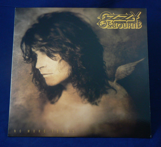Ozzy Osbourne ‎– No More Tears LP, 1st Pressing, NM