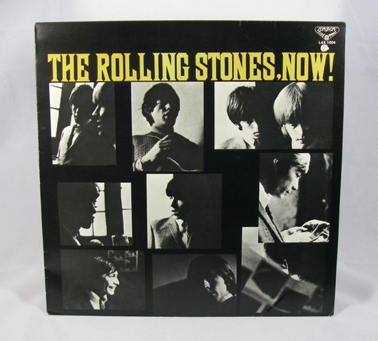 Rolling Stones - Now! LP, Japanese Pressing, NM Vinyl
