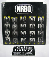 NRBQ - Self Titled LP, Rhythm and Blues, Rock, EXC Vinyl