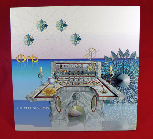 Orb - The Peel Sessions LP, EXC Vinyl