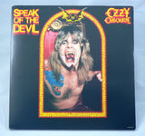 Ozzy Osborne Speak Of The Devil Double LP, EXC