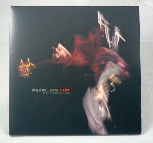 Pearl Jam ‎– Live On Two Legs Double LP, 1st Pressing, NM