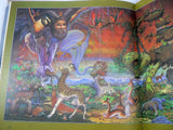 Patrick Woodroffe / Dave Greenslade - The Pentateuch Of The Cosmogony Double LP and Book