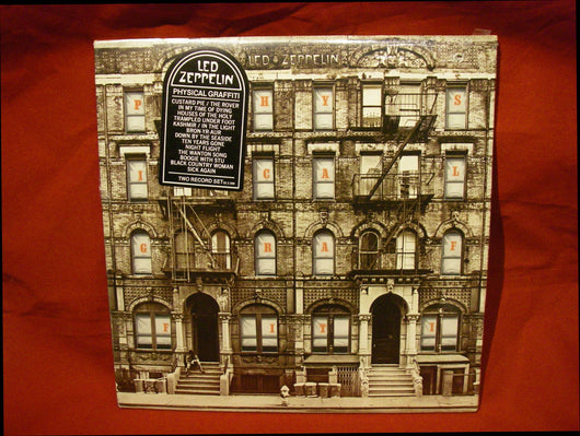 Led Zeppelin Physical Graffiti Sealed First Press