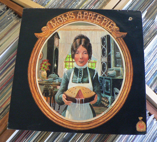 Mom's Apple Pie - Mom's Apple Pie LP, Uncensored Cover