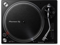 Pioneer PLX-500 Direct Drive Turntable, Black (Available for in store purchase only)