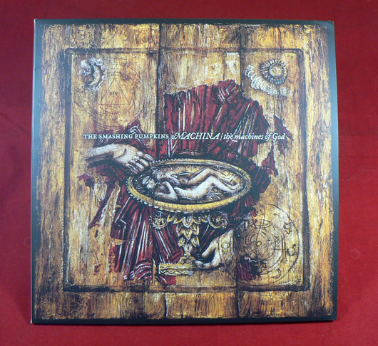 The Smashing Pumpkins -  Machina / The Machines Of God Double LP
