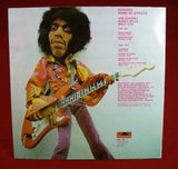 Jimi Hendrix - Band Of Gypsys, 1970 Australia Pressing With Puppets Cover, NM