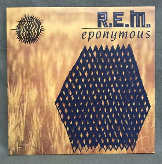 R.E.M.- Eponymous LP, First pressing