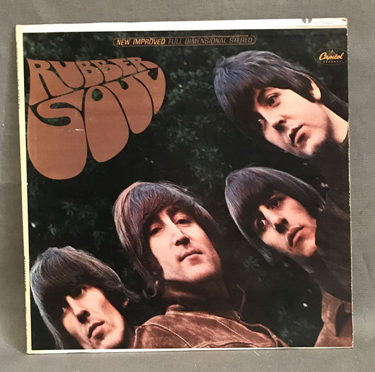Beatles- Rubber Soul LP