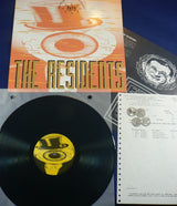 Residents - Stranger Than Supper LP