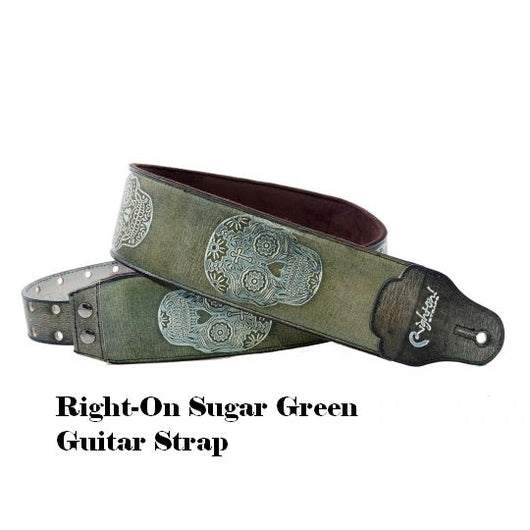 Right On Guitar Straps, Premium Quality, Assorted Styles