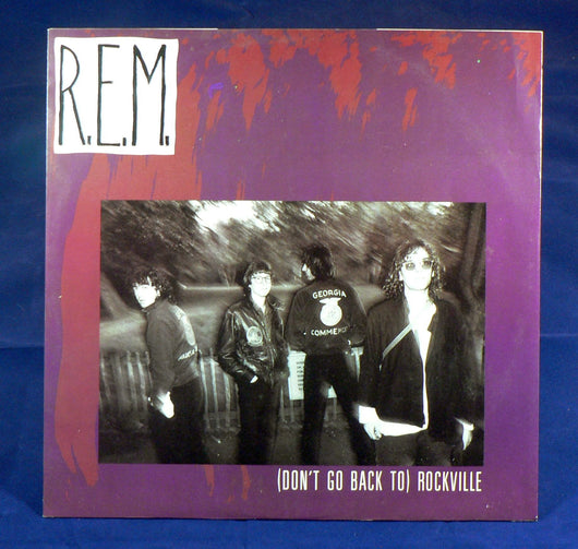 R.E.M. - (Don't Go Back To) Rockville  4 Song 12