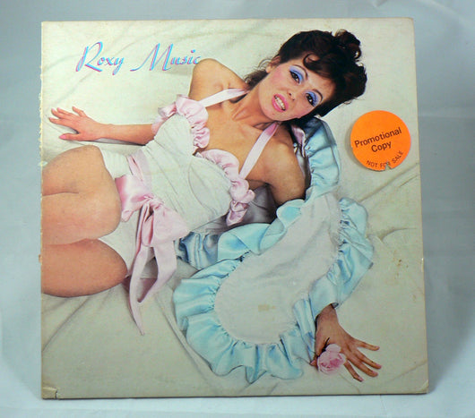 Roxy Music - Roxy Music LP, Reissue