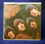 Beatles ‎– Rubber Soul LP, 1971 Reissue, EXC