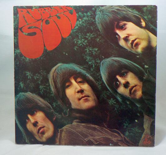 Beatles - Rubber Soul LP, UK Pressing, EXC