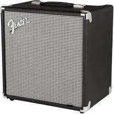 Fender Rumble 25, 25-watt Bass Amplifier  (Available for in store purchase only)