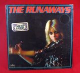 Runaways - Runaways LP, 1976 Reissue, Sealed
