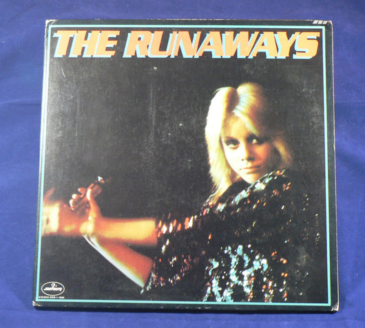 Runaways - Runaways LP, 1st Pressing Promo With Press Pack