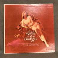 Paul Weston- The Sweet And The Swingin' LP
