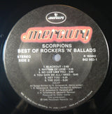 Scorpions - Best Of Rockers'n' Ballads LP 1st Pressing