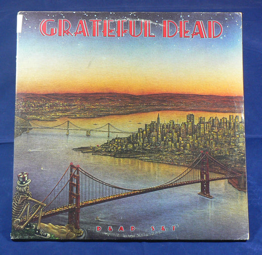 Grateful Dead -  Dead Set Double LP