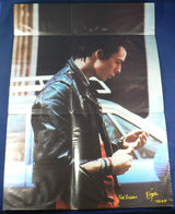 Sid Vicious - Sid Sings LP, UK Import, Switchblade Knife Poster
