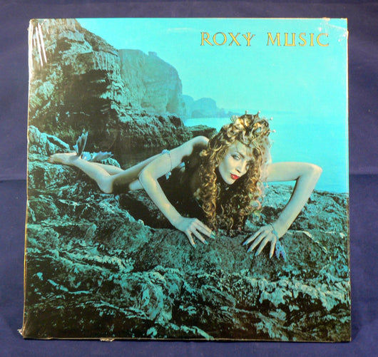 Roxy Music - Siren LP, Sealed