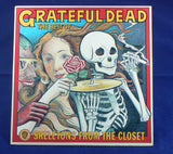 Grateful Dead - The Best Of Grateful Dead: Skeletons From The Closet LP