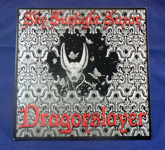 Sky Sunlight Saxon - Dragonslayer LP, Colored Vinyl