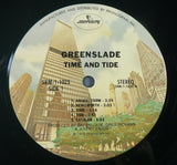 Greenslade - Time And Tide LP
